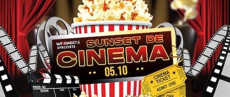 We Love Sunset de Cinema ingressos