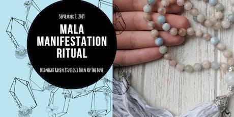 Mala Manifestation Workshop + Ritual tickets