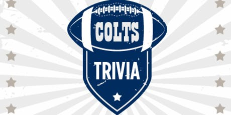 Colts Trivia Night tickets
