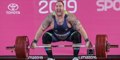 F.Reis Weightlifting Training Camp tickets