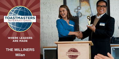 Learn Public Speaking. Milliners + Navigli District Toastmasters