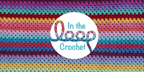Learn To Crochet - Beginners - Ashtead Garden Centre - 24/09 (AM) tickets