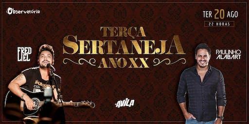 Terça Sertaneja - 20/08