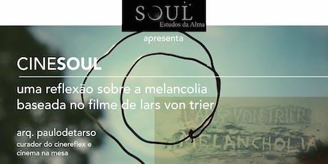 """Cine Soul: Filme """"Melancholia"""" - de Lars Von Triers - comentários Paulo de Tarso ingressos"""