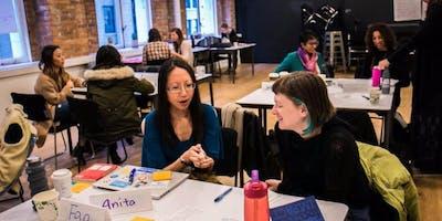 Women Talk Design Weekend Speaking Workshop (New York)