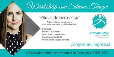 Workshop com Silvana Tonezer