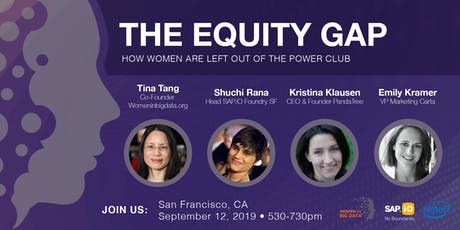 The Equity Gap: How Women are Left Out of the Power Club tickets