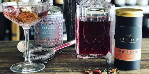 Estate Tea Co & Cocktail Masterclass