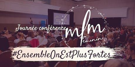 Journée de formation MLM Féminin - #EnsembleOnEstP billets