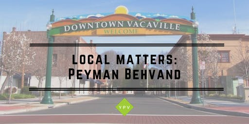Local Matters: Peyman Behvand