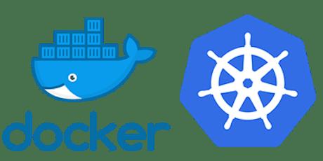 Docker and Kubernetes Hands-On Workshops (1, 2 or 3 days) - Online   Dec 3-5 tickets