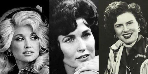 Dolly Parton vs. Patsy Cline vs. Loretta Lynn at Pretentious Beer Co.