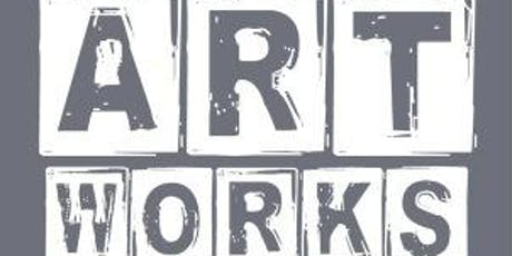 ART CAMP August 26-30th tickets