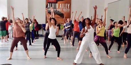 Afro Flow Yoga @ Ailey Extension in NYC! tickets