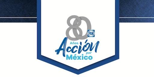 Concierto de Aniversario del Partido Acción Nacional