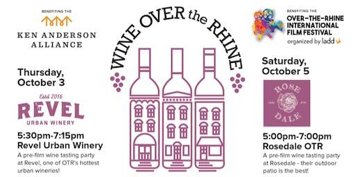 Wine Over-the-Rhine Saturday 7pm Film
