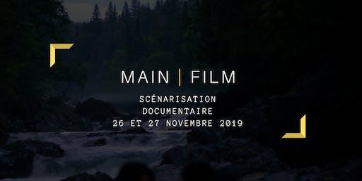 Scénarisation documentaire