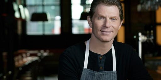 Meet Bobby Flay at Williams Sonoma The Gardens