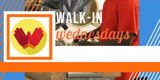Walk-in Wednesday - Free Tour of The Foundry