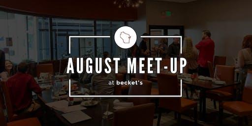 August Meet-Up