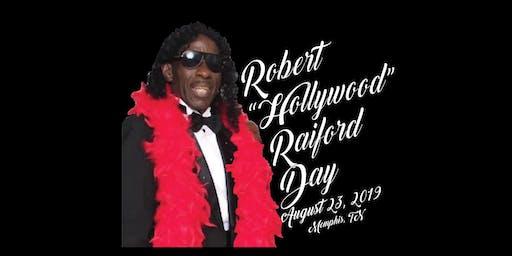 Robert Raiford's Day: Raiford's Alley Party