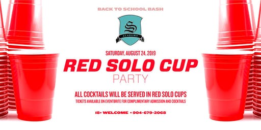 Myth Nightclub's Red Solo Cup Party *College Back To School Bash* Project X
