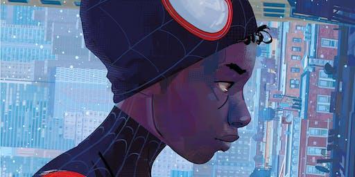 Movie Night:  Spider-Man: Into the Spider-Verse.