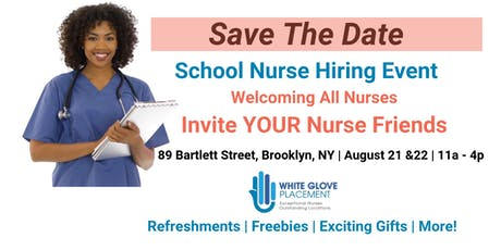 School Nurse Hiring Event tickets