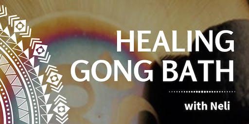 Healing Gong Bath