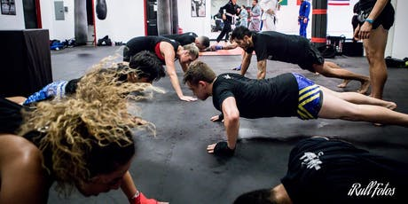 Join us for an Introductory Kickboxing/Muay Thai Class! tickets