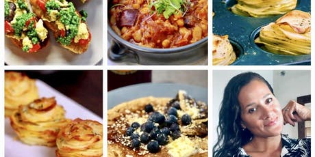 Honolulu: Vegan Brunch Cooking Demo (Afternoon Session) tickets