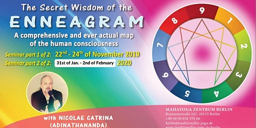 The Secret Wisdom of the Enneagram (Seminar)