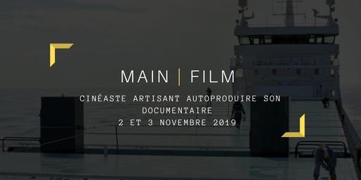 Cinéaste Artisant : autoproduction documentaire