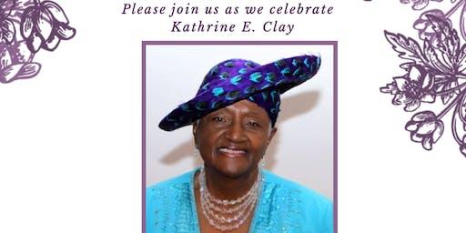 Mother Clay's 90th Birthday Celebration