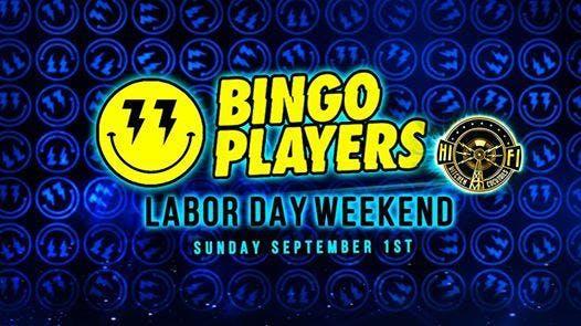 Bingo Players at Hi Fi Free Guestlist - 9/01/2019