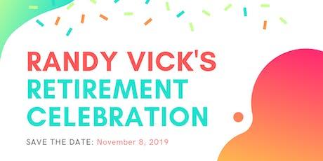 Randy's Retirement Celebration tickets