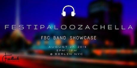 Feedback Collective - Festipaloozachella... Ball... '99 tickets