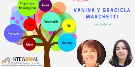 ENTRENAMIENTO INTENSIVO en PNL y Coaching Integrados para la Congruencia Personal y Profesional entradas