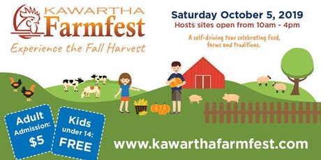 2019 Kawartha Farmfest tickets