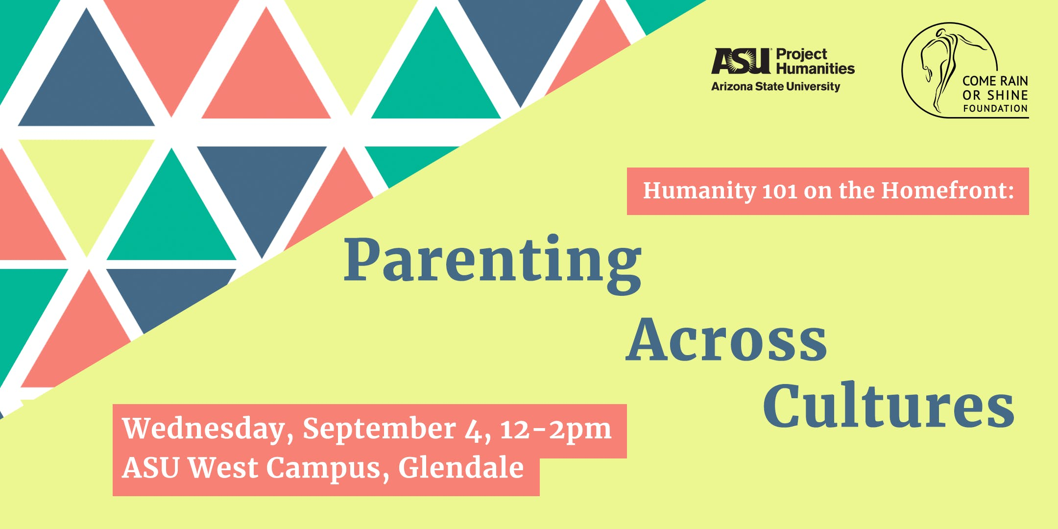 Humanity 101 on the Homefront: Parenting Across Cultures