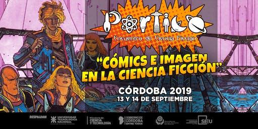 Pórtico Encuentro de Ciencia Ficción - Edición Córdoba 2019