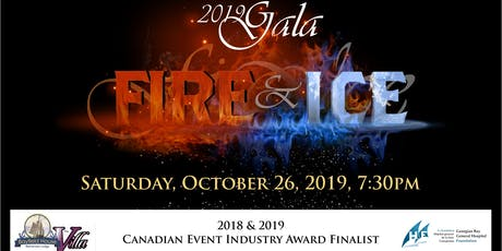 2019 GBGH Gala - FIRE & ICE tickets