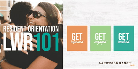 LWR 101: Resident Orientation tickets