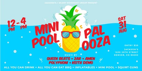 All You Can Drink Mini-Pool-Palooza tickets
