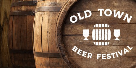 Old Town Beer Festival  tickets