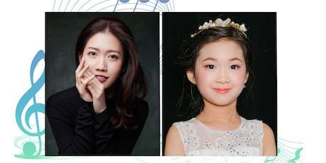 Jingdan Gu & Jessica Wang Concert tickets