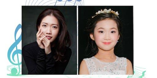 Jingdan Gu & Jessica Wang Concert