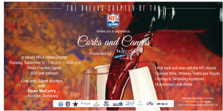 Corks and Canvas tickets