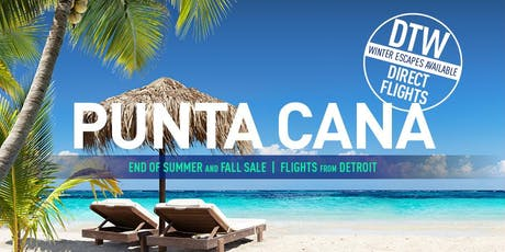 Dominican Republic - Punta Cana Sale tickets