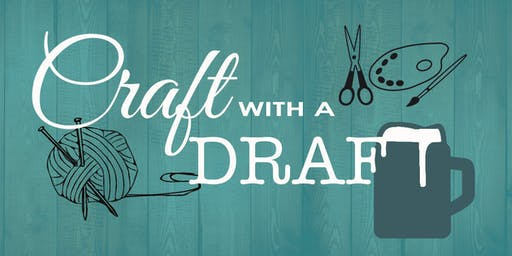 September Craft With A Draft {Anniversary Celebration!}